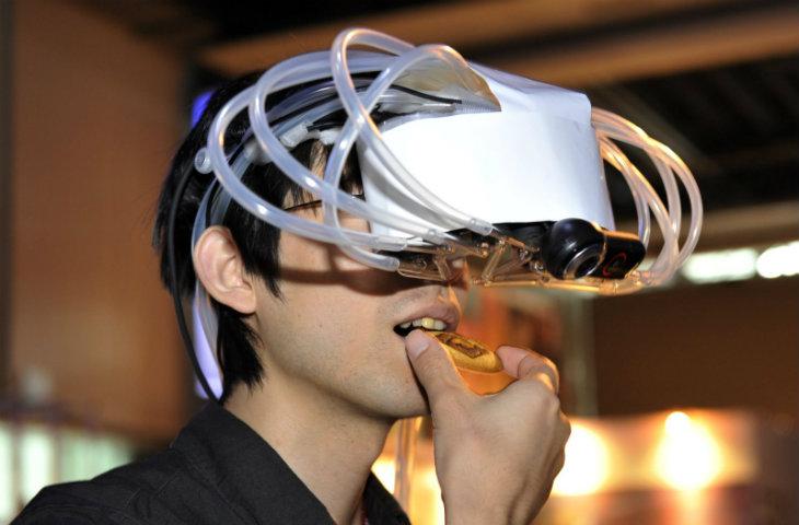 VR deneyimi