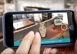 Amazon artırılmış gerçeklik uygulaması tanıttı
