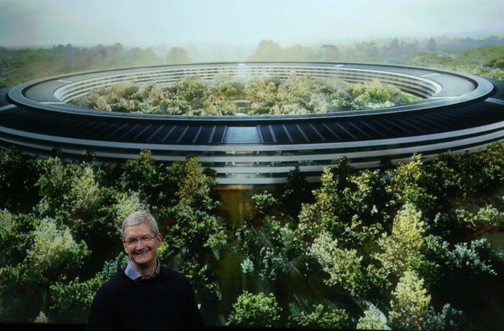 Apple Park halkın ziyaretine açıldı! İşte Apple Park'ta yapabilecekleriniz: