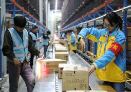 Alibaba 12 saatte 18 milyar dolarlık satış yaptı