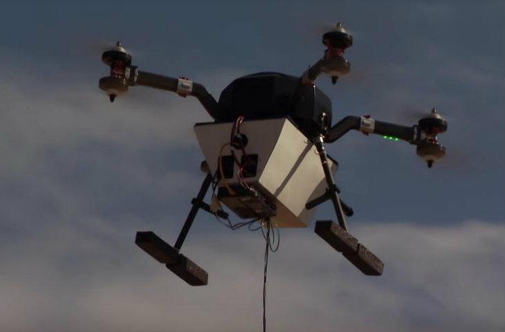 Drone ile hücresel