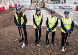 Google Londra Merkezi inşası başladı
