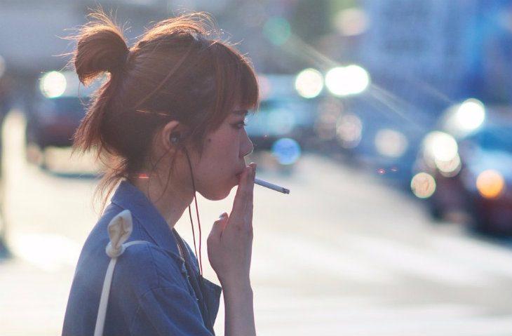 Sigara içmeyen