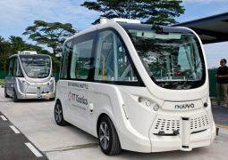 Sürücüsüz otobüsler 2022'de hizmete başlıyor