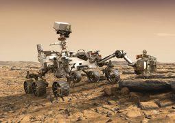 NASA yeni Mars robotunu tanıttı