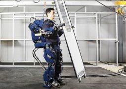 Robotik dış iskelet piyasası büyüyor