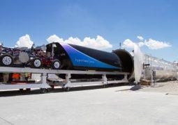 Hyperloop yeni bir hız rekoru kırdı