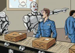 Robotlar iş