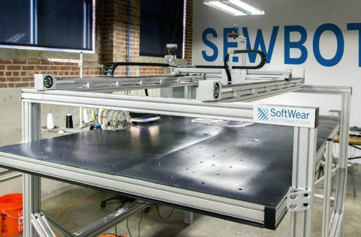 Tekstil robotu