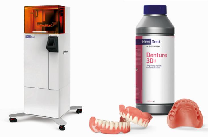 3D diş protezi