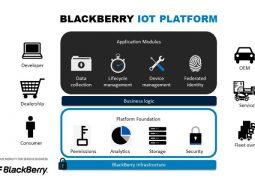 BlackBerry IoT stratejisini açıkladı