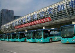 Çin, şehir otobüslerini elektrikli yapacak
