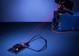 Lazer ışını ile kablosuz şarj mümkün