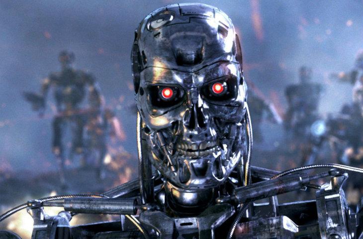 ölüm robotları