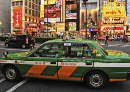 Sony yapay zekalı taksi servisi kuruyor