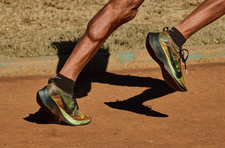 3D baskılı ayakkabı