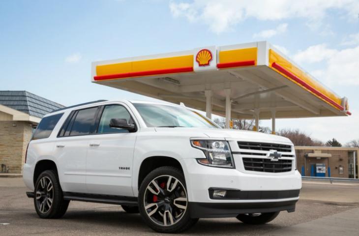 Araç içi yakıt ödeme