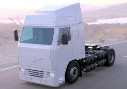 Hidrojen yakıtlı kamyon