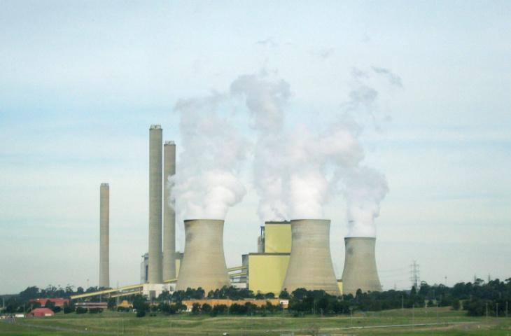 Kömür santrali