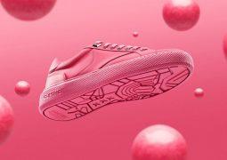 sakızdan ayakkabı