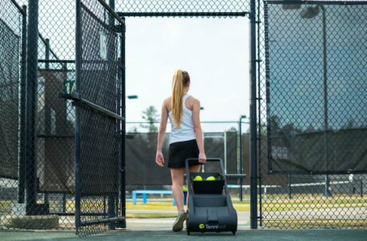 Tenis robotu