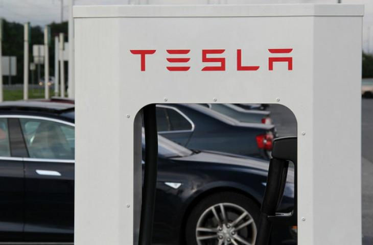 Tesla bataryaları
