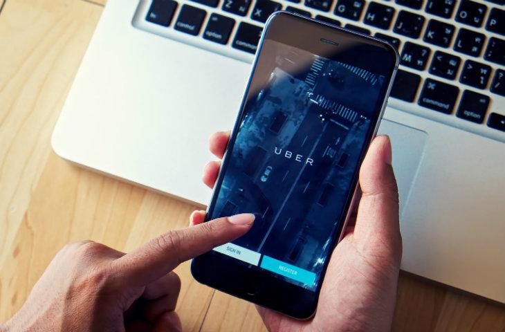 Uber araç kiralama