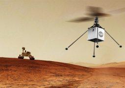 NASA Mars'ta helikopter uçuracak