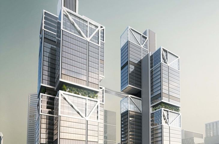 DJI binaları