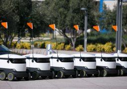 Silikon Vadisi'nde robotla yemek siparişi başladı