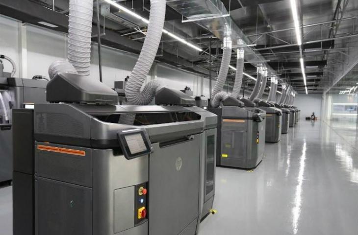 HP 3D baskı