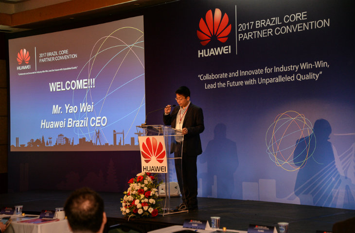 Huawei Brezilya