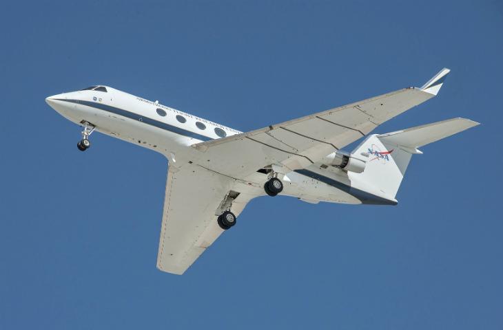 NASA uçakları