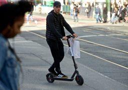 Uber şimdi de scooter kiralayacak