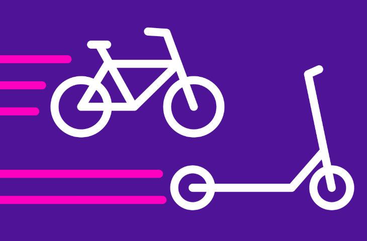 Lyft bisiklet