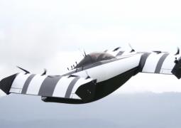 Larry Page, bir uçan otomobil daha geliştiriyor