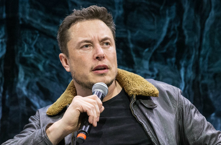 Elon Musk medya