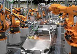 endüstriyel robot satışları