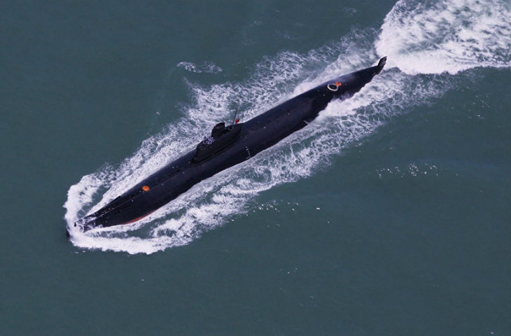 Yapay zekalı denizaltı