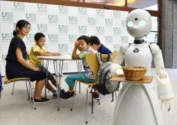 robot garsonlar