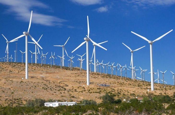 Türkiye rüzgar enerjisi
