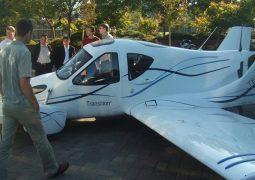 uçan araba satışı