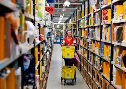 Amazon'u Kara Cuma'da grev vurdu