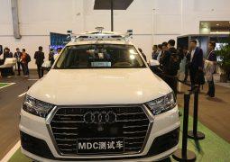 Audi ve HUAWEI otonom sürüşte ortaklık yapacak