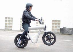 Elektrikli bisiklet Pocket