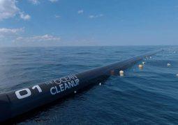 okyanus kirliliği