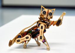 robotik kedi