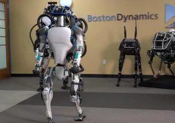Google, robot işinden çıkıyor