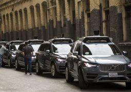 Uber otonom araç