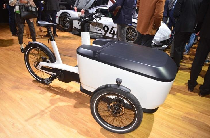Volkswagen elektrikli bisiklet